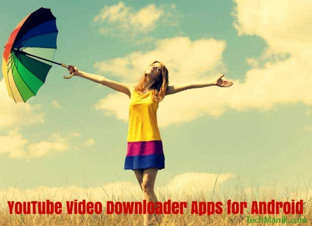 YouTube video downloader Tubemate