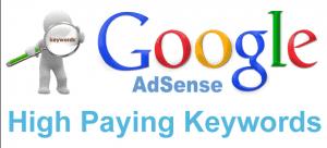Highest Paying Keywords
