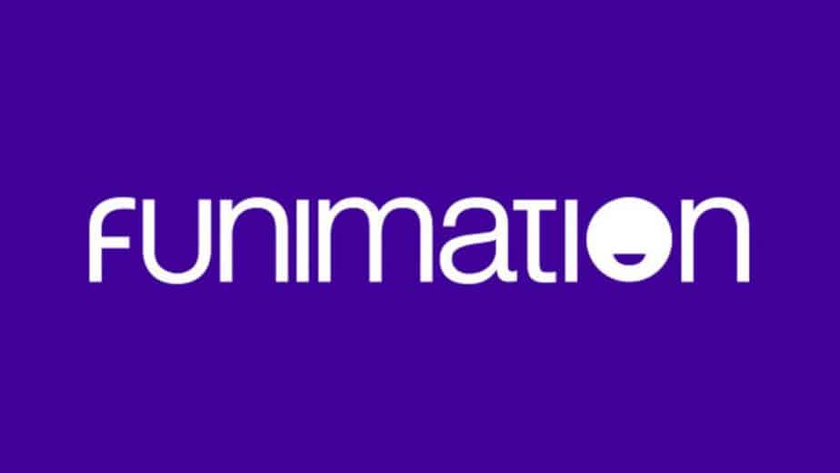 Funimation Anime site