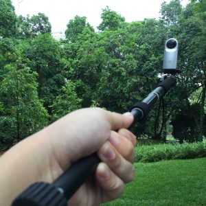 Download Camera 360 or Camera 360 selfie stick