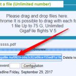 How to Transfer Files Using  GigaFile Website