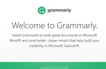 Grammarly not working
