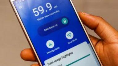 Datally Mobile Data locker