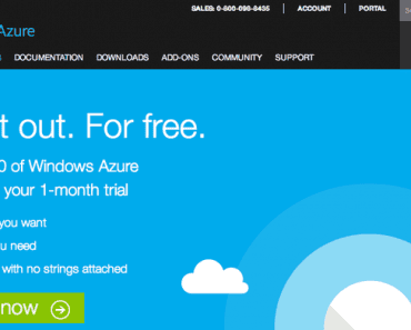 Free Cloud Server