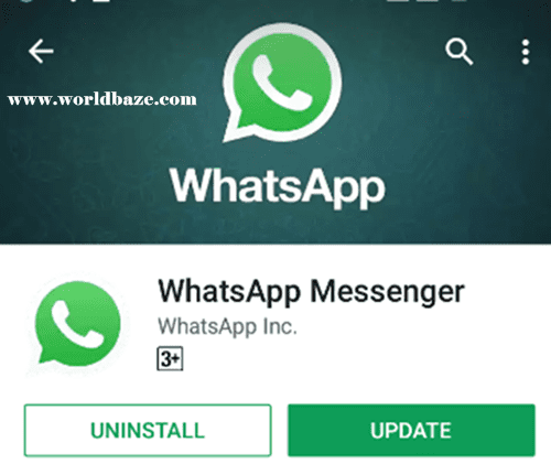 How to Uninstall WhatsApp Online from Android Phone