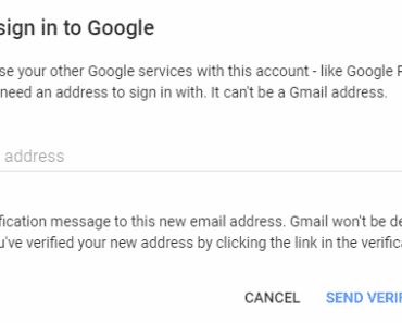 Remove Google Account