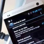 Backup Android Wi-Fi & Restore it