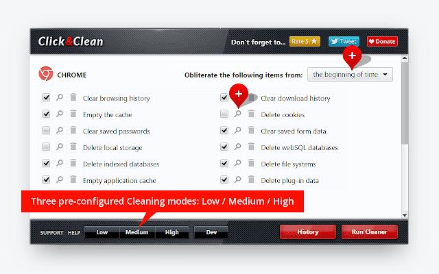 Website Chrome
