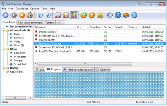 Free Google Chrome Download Managers