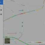 "How to Check ""Traffic to Work"" or ""Home"" on Google Map"