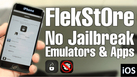 Flekstore iOS 11 App Download for iPhone/iPad/iPod