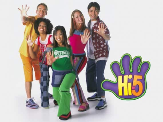 Hi5 Login