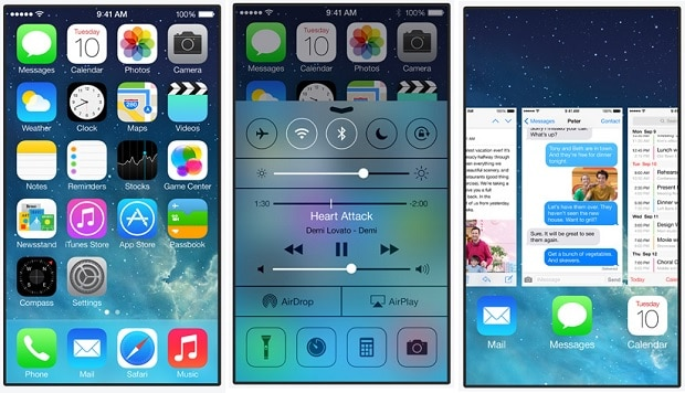 Launchers for iPhone