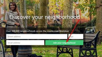 Nextdoor.com/join