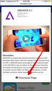 Gba4iOS Emulator Download to play Gameboy on iPhone