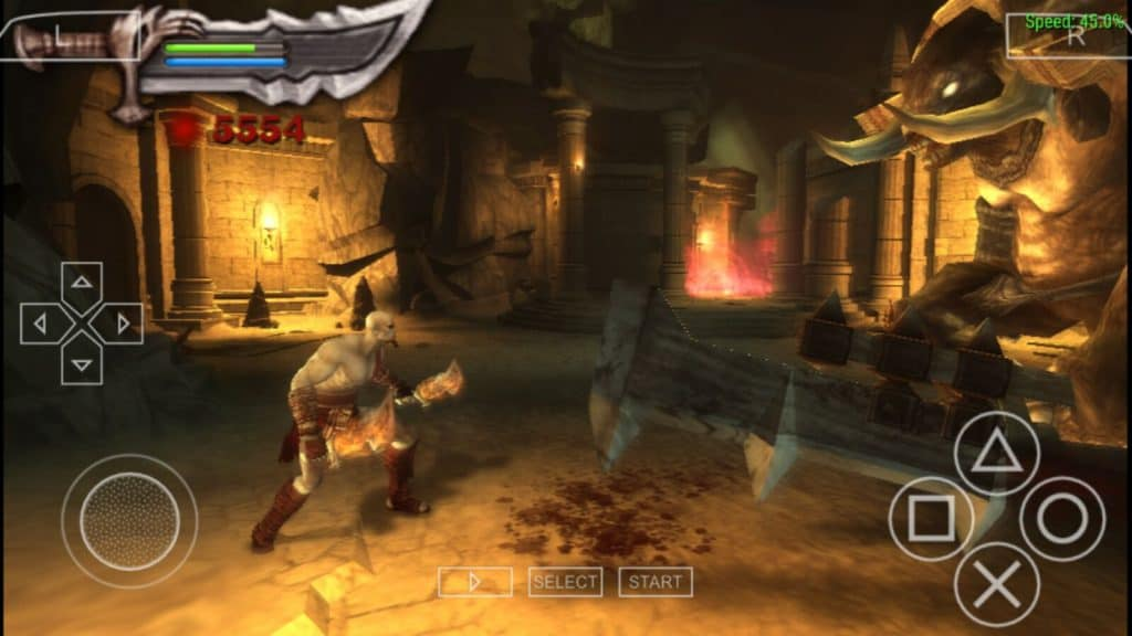 PPSSPP Games