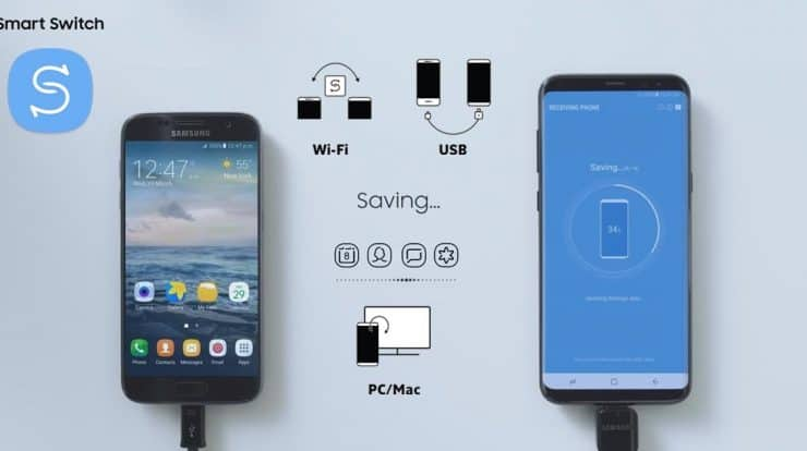 Samsung Smart Switch