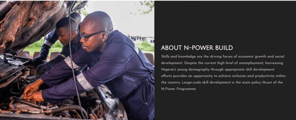 Npower registration