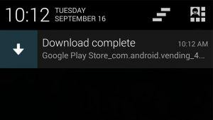 Download play store APK app