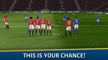 Dream League Soccer game