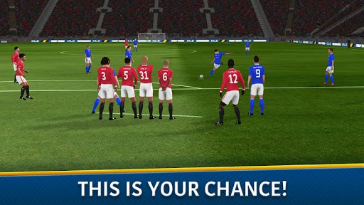 Dream League Soccer game