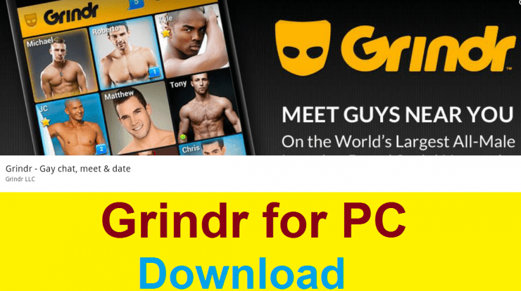 grindr login for pc