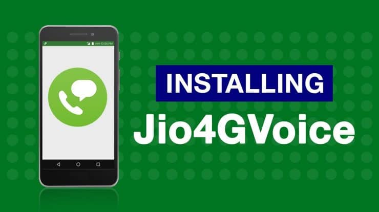 Download and Fix Jio4GVoice Not Connecting Error on Android