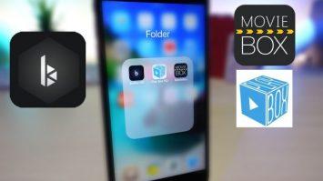 Playbox HD folder