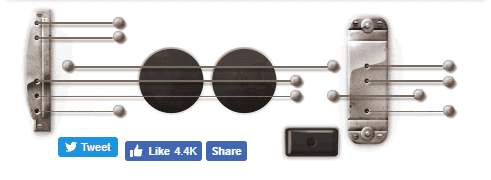 Google Guitar Trick