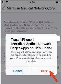 Don't trust GBa4iOS