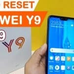 How to Format Huawei Y9 (2019)