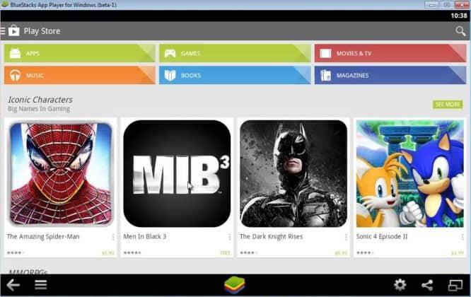 Google play store login