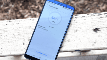Huawei OS update