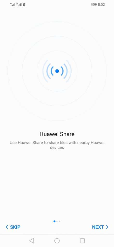 Huawei share Y9