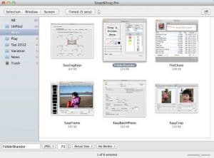 Edit Screenshots on Mac