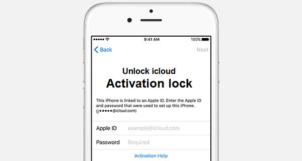 Unlock iCloud-locked iPhone
