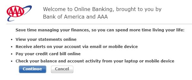 AAAnetaccess: How to Enroll for Bank for America - Gadgets