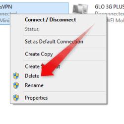 Delete ExpressVPN