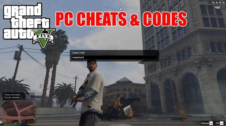GTA 5 PC Cheats