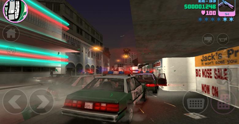 GTA Cheats Vice City