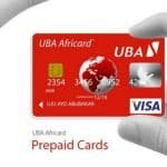 How to Request for UBA Prepaid Africard and Fund the ATM card