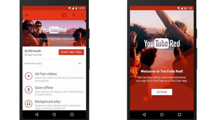How to Cancel YouTube Red Membership - Gadgets Wright