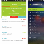 Diamond Bank Mobile App for Android, iOS, Android & Blackberry