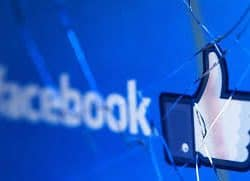 Facebook app not working