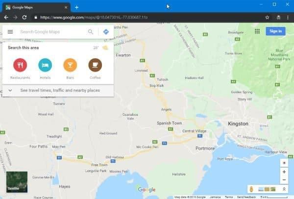 Google Maps not Working