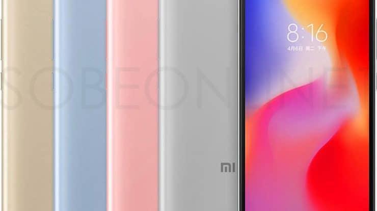 Xiaomi Redmi A6
