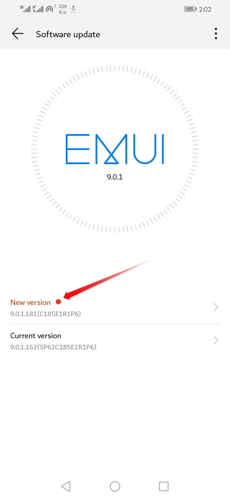 How to upgrade EMUI 9 to EMUI 10 on Huawei Y9