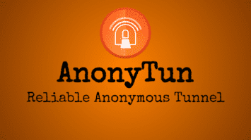 AnonyTun Settings