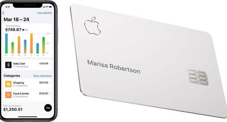 Apple for Apple Card