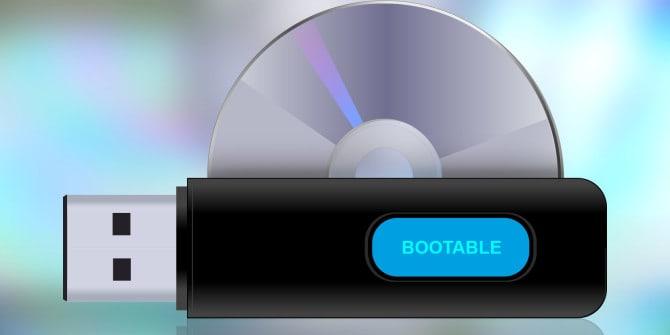 Create a Bootable USB